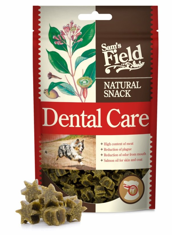 Sams Field Snack Dental Care - 200 g