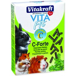 Vita C Forte, Petrželové pelety, 100 g