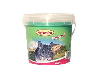 Písek pro činčily - 1,5 kg Avicentra