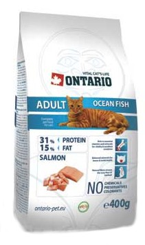 Ontario Adult Ocean Fish