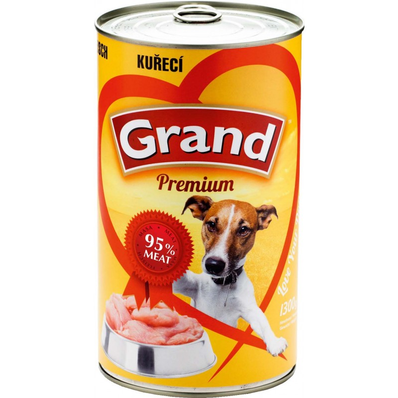 Grand Premium - kuřecí