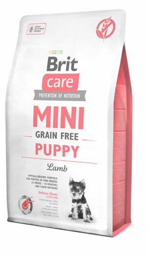 Brit Care Dog Grain Free MINI Puppy Lamb