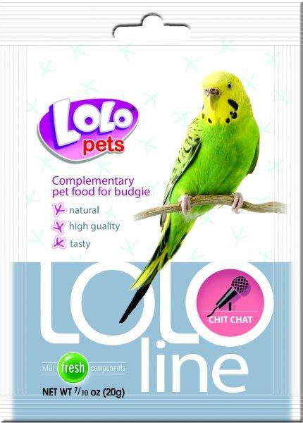Lolo pets - perličky na mluvení