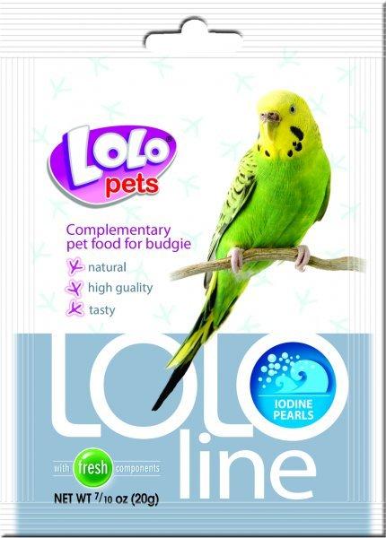 Lolo pets - perličky s jódem