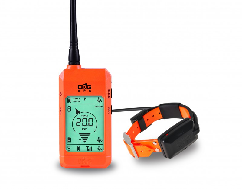 Lokalizátor Dog GPS X20 Orange