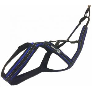 Postroj Cross DC Zero - modro/černý