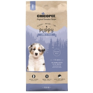 Chicopee Classic Nature Puppy - Lamb&Rice