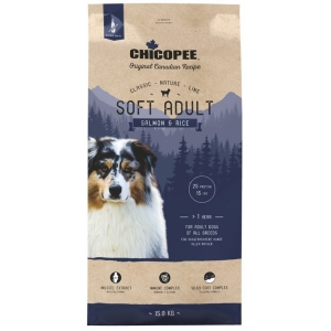 Chicopee Classic Nature Soft Adult - Salmon&Rice