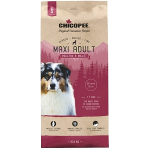 Chicopee Classic Nature Maxi Adult - Poultry&Millet