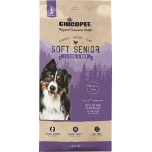 Chicopee Classic Nature Soft Senior - Chicken&Rice