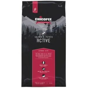 Chicopee Holistic Active - Salmon&Potato