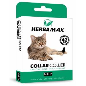 Herba Max - antiparazitní obojek pro kočky