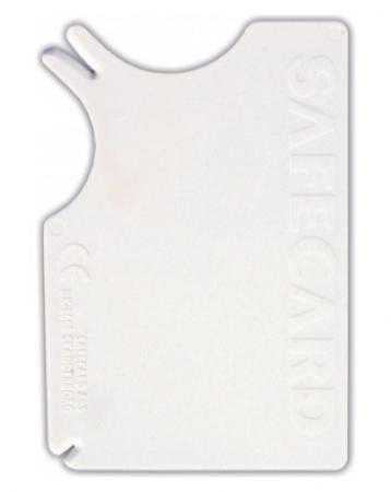 Vytahovač klíšťat - karta