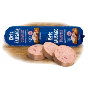 Brit sausage Chicken&White Fish NEW