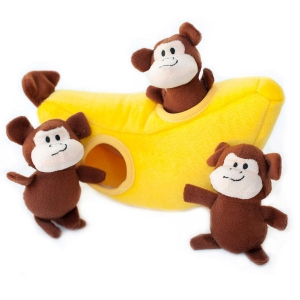 Opice v banánu