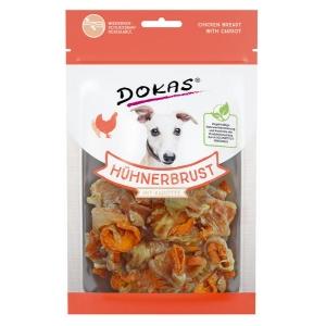 Dokas - Kuřecí prsa s mrkví