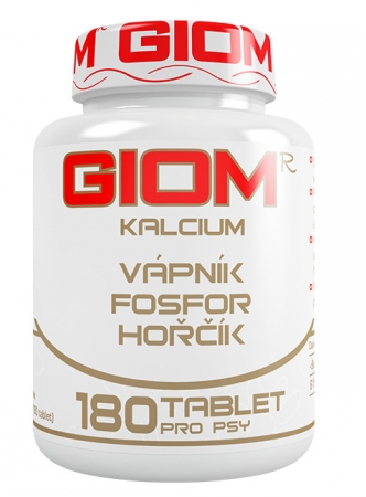 Giom ERA Kalcium - tablety