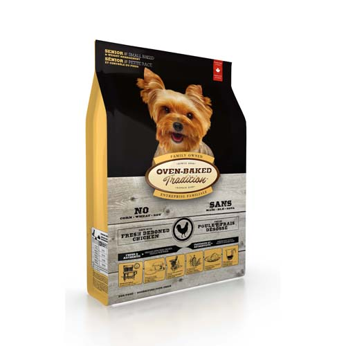 Oven-Baked Tradition Senior Small Breed - Chicken