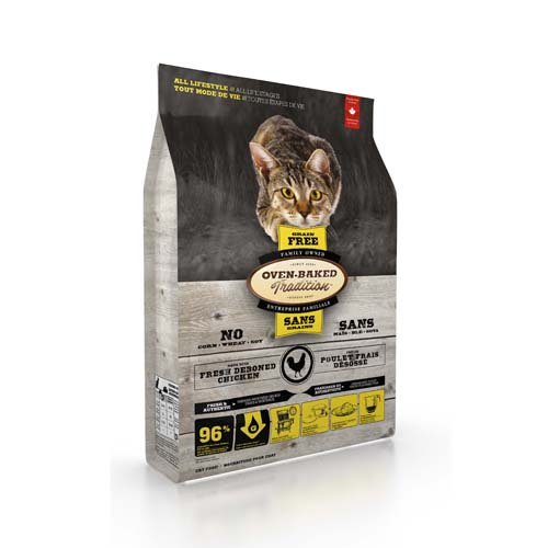 Oven-Baked Tradition Cat GRAIN FREE - Chicken