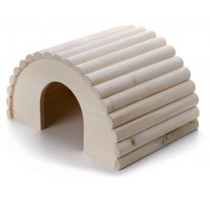 Dřevěné iglů
