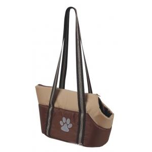 Přepravní taška Oxford - hnědá