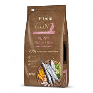 Fitmin Dog Purity Grain Free Puppy Fish