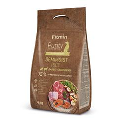 Fitmin Dog Purity Rice Semimoist Rabbit & Lamb