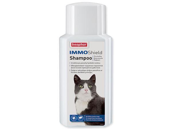 Antiparazitní šampon Immo Shield