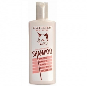 Gottlieb šampon pro kočky