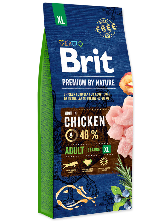 Brit Premium by Nature Adult XL