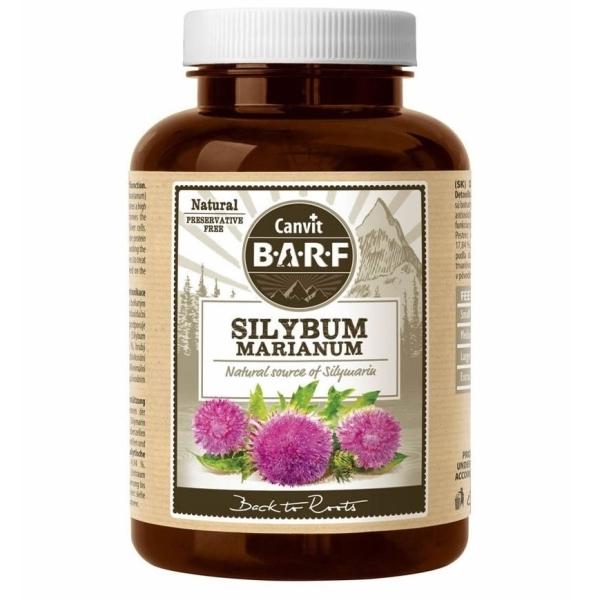 Canvit Barf Silybum Marianum - 160 g (Ostropeřec mariánský)
