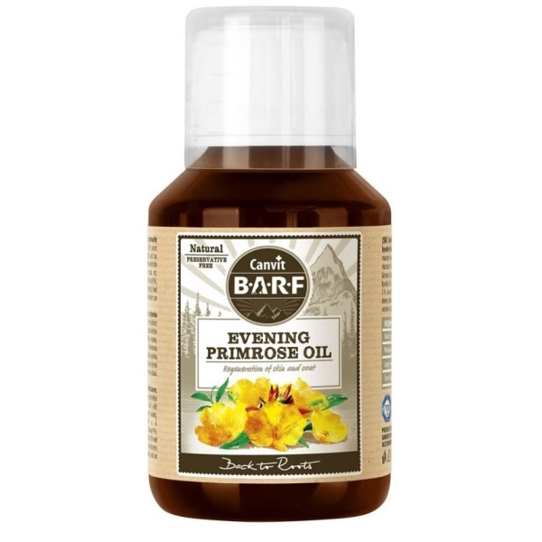 Canvit Barf Evening Primrose Oil - 100 ml (Pupalkový olej)