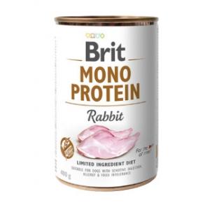 Brit Mono Protein králík - 400 g