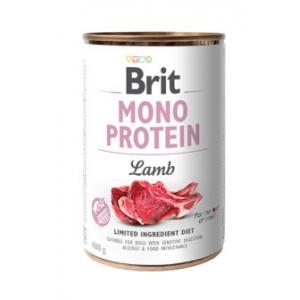 Brit Mono Protein jehně - 400 g