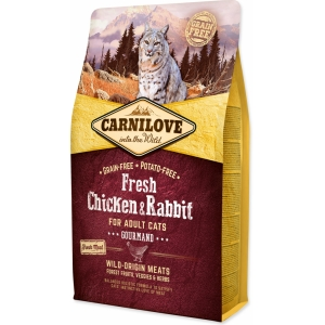 Carnilove Fresh Chicken & Rabbit for Adult (kuře a králík)