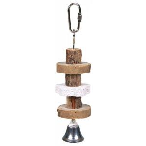 Závěsná dřevěná kolečka