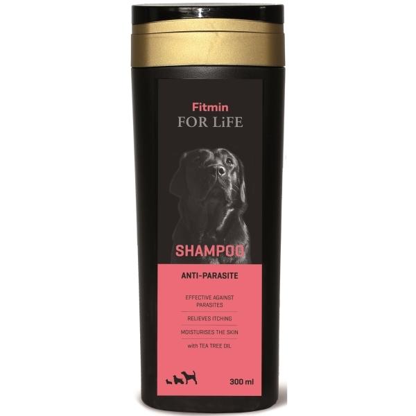Fitmin šampon - antiparazitní 300 ml