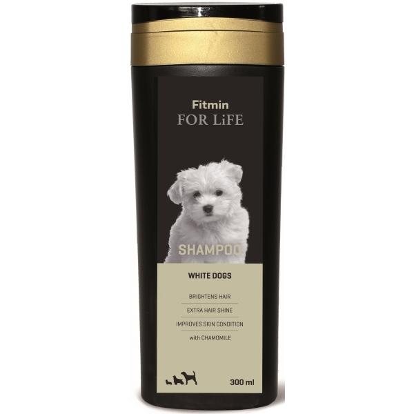 Fitmin šampon - pro bílé psy 300 ml
