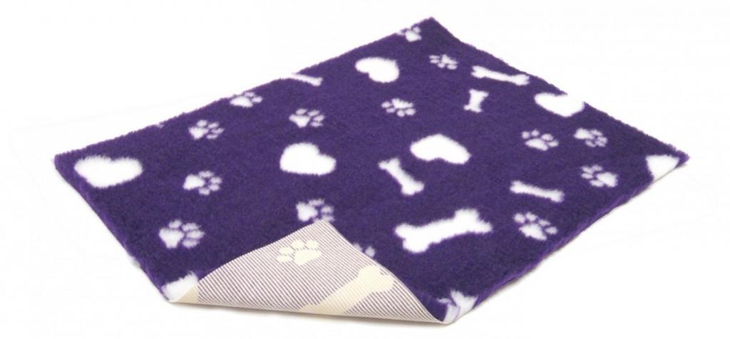 Vetbed Nonslip Drybed - fialová