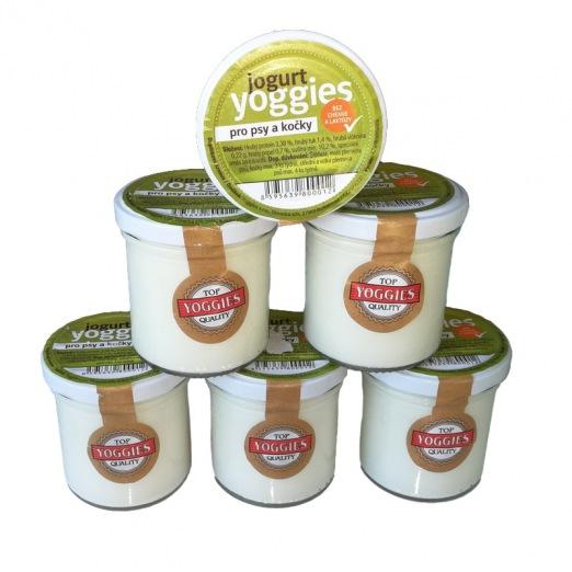 Yoggies - jogurt pro psy a kočky, 150 g