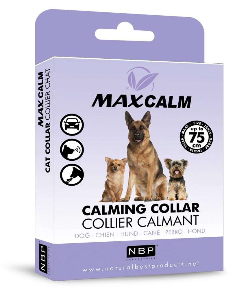 Max Calm - obojek proti stresu