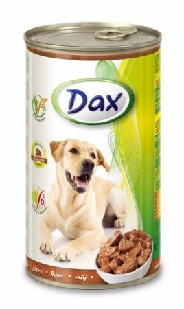 Dax 1240 g - játra