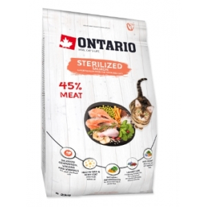 Ontario Sterilised Salmon