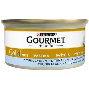 Gourmet Gold - 85 g - paštika s tuňákem