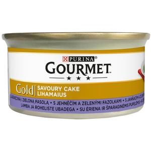 Gourmet Gold - 85 g - jehněčí se zelenými fazolkami