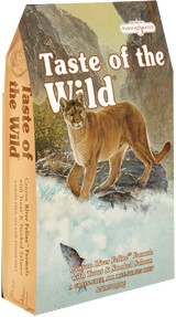 Taste of the Wild Cat - Canyon River