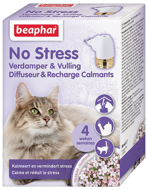 Beaphar No Stress Difuzér - pro kočky