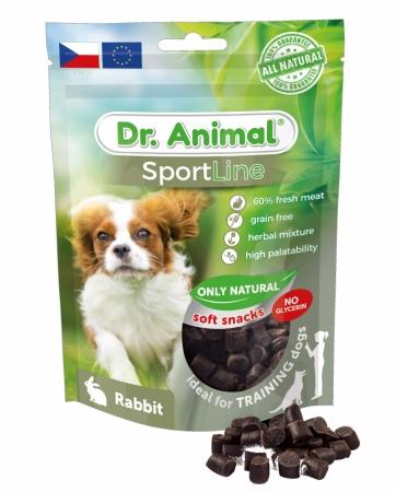 Dr.Animal Sportline Rabbit - králíčí