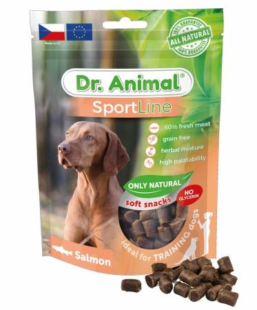 Dr.Animal Sportline Salmon - lososové