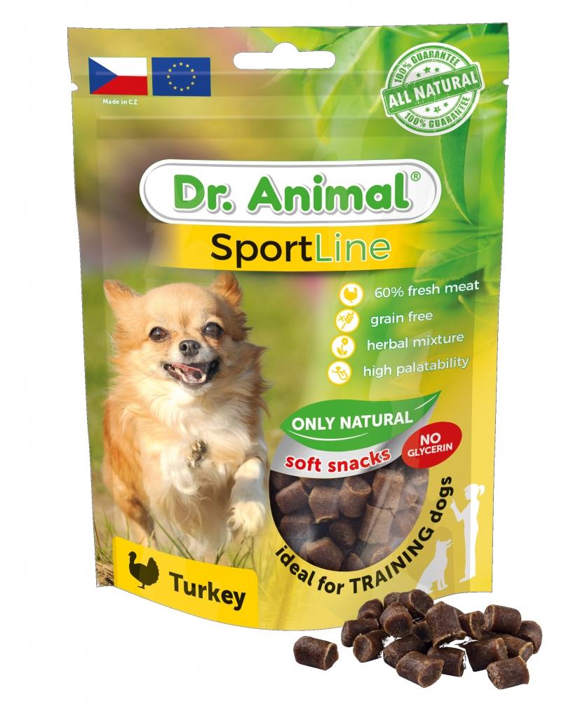 Dr.Animal Sportline Turkey - krocaní